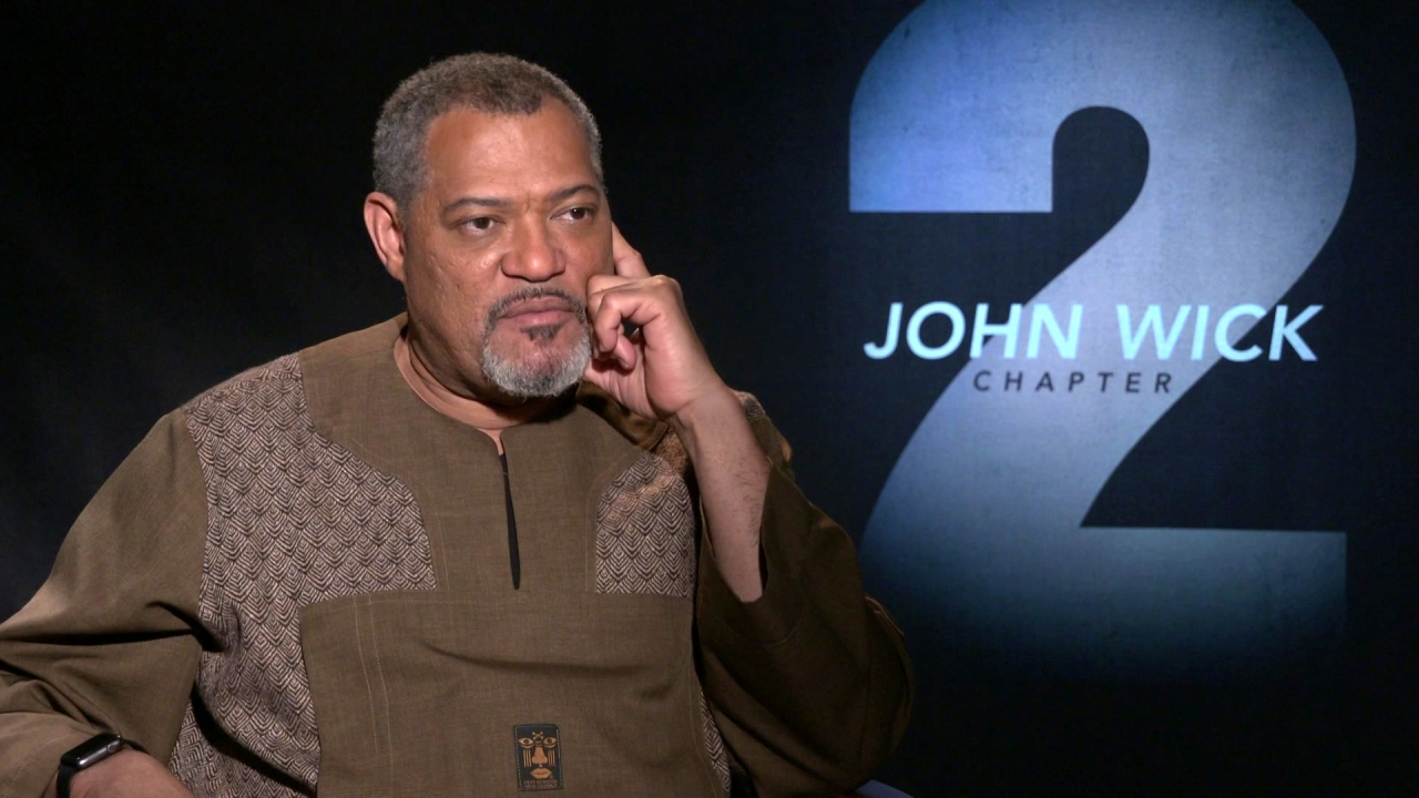 John Wick: Chapter 2: Laurence Fishburne On Getting Involved In Chapter 2