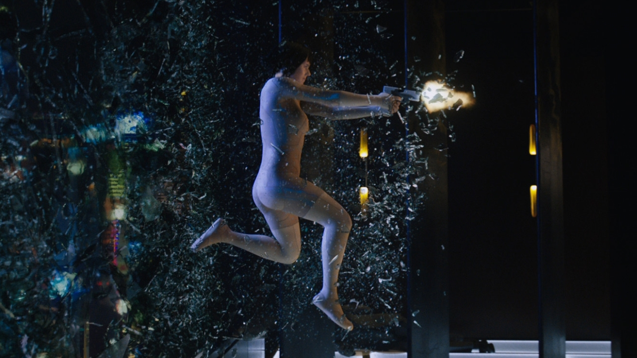 Ghost In The Shell: Big Game Spot