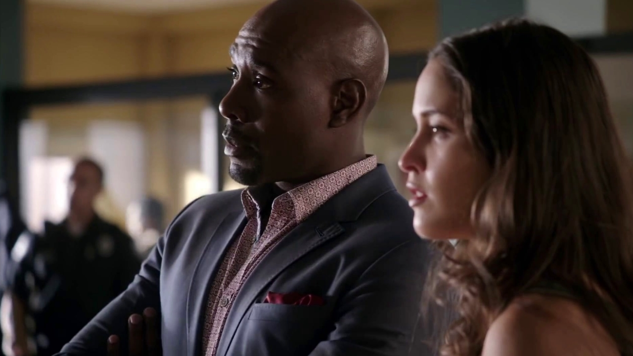 Rosewood: Contagious