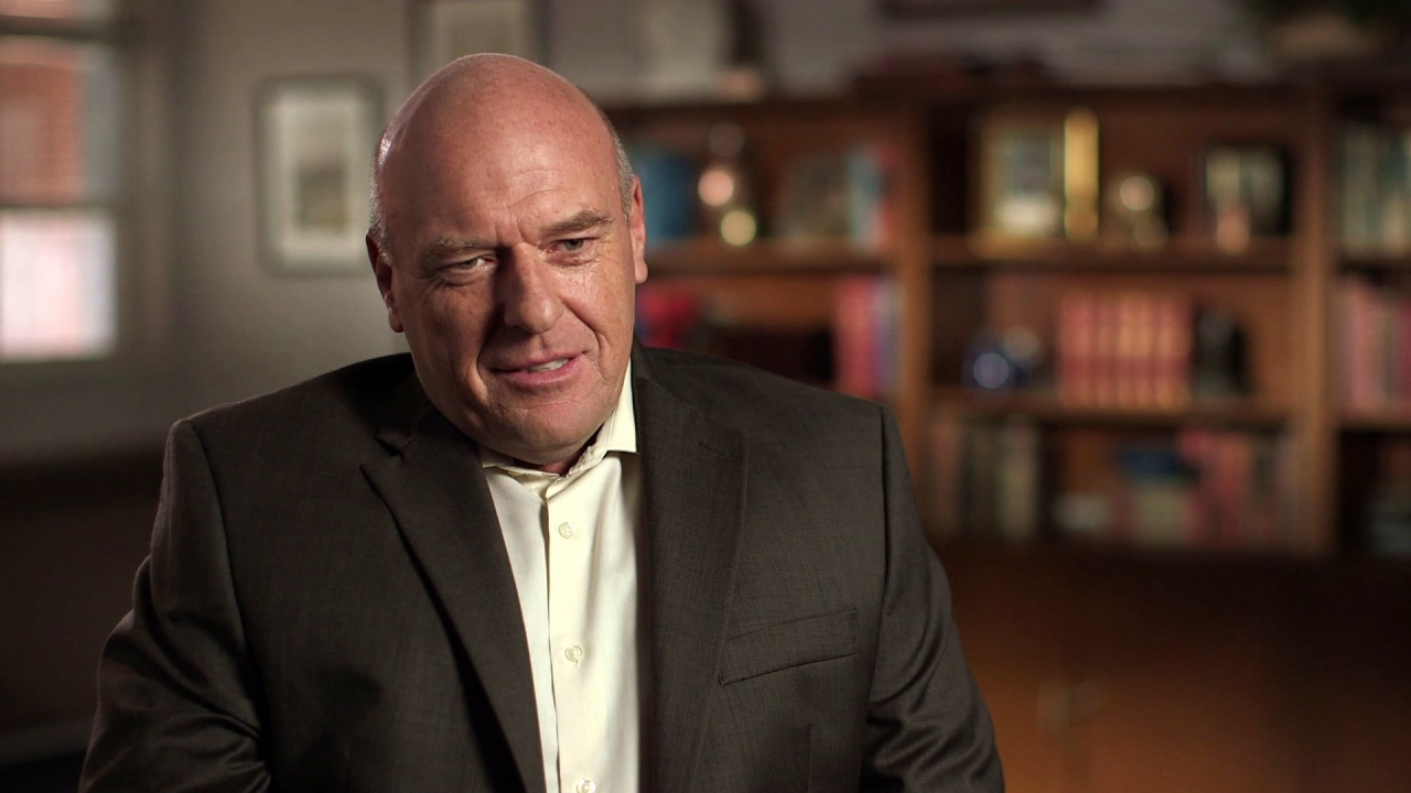 Fist Fight: Dean Norris On His Character