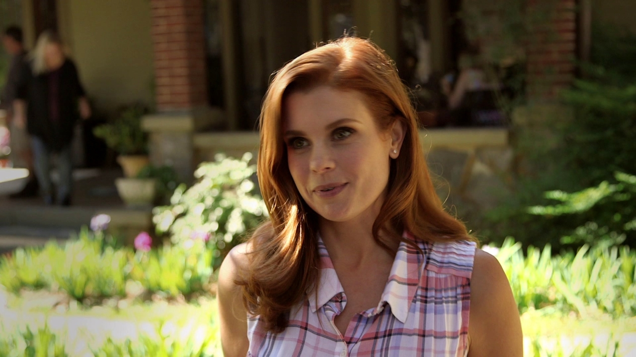 Fist Fight: Joanna Garcia Swisher On Her Character