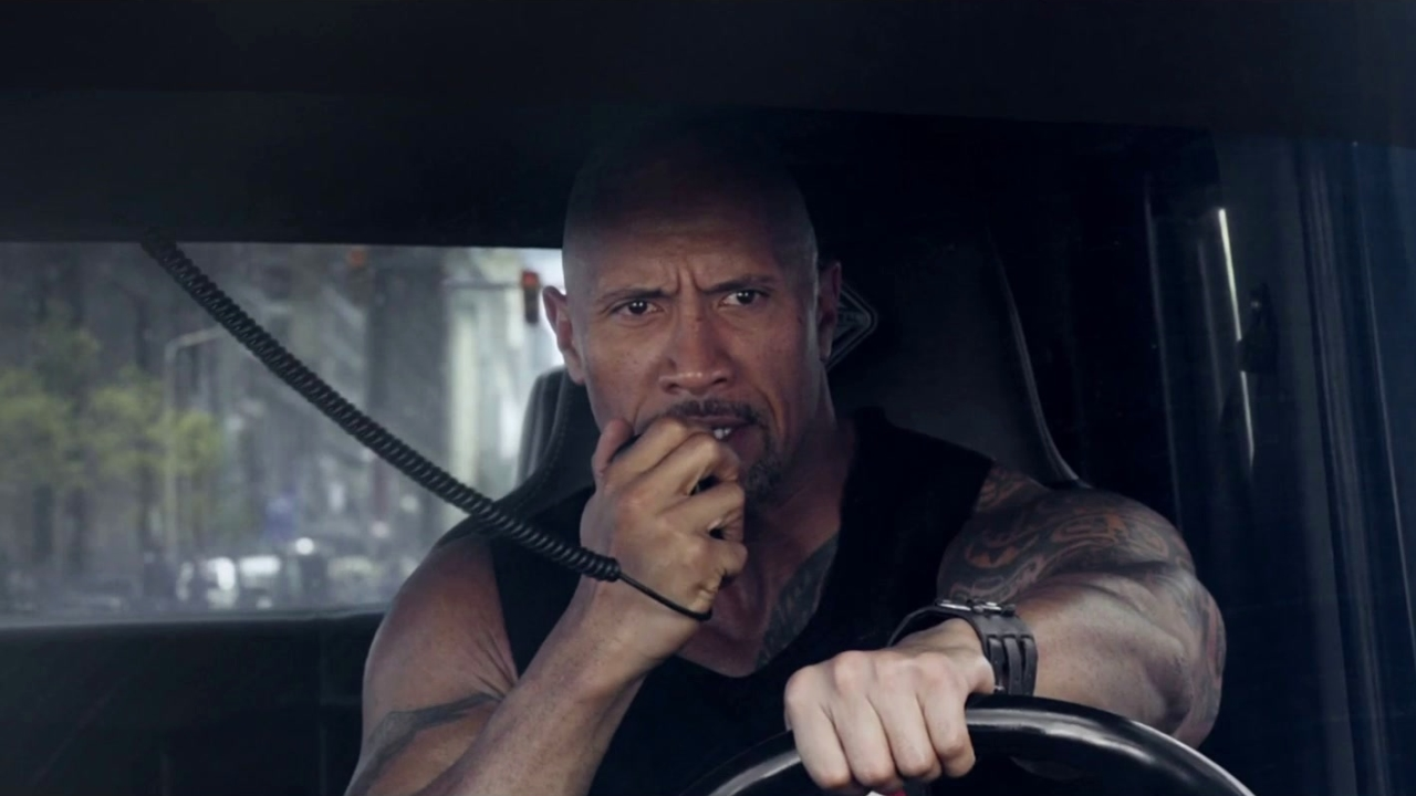 The Fate Of The Furious (Big Game Spot)
