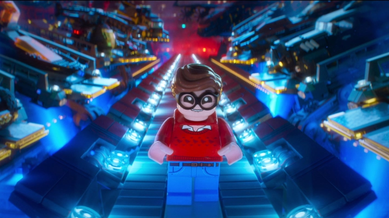 The Lego Batman Movie: It's The Batcave