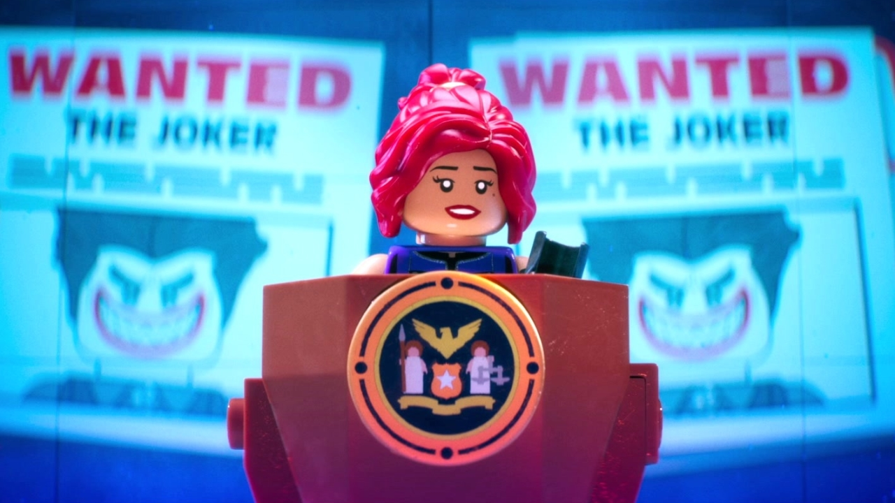 The Lego Batman Movie: I Know Who You Are