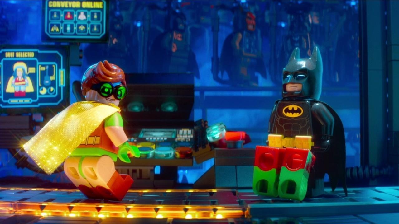 The Lego Batman Movie: Reggae Man