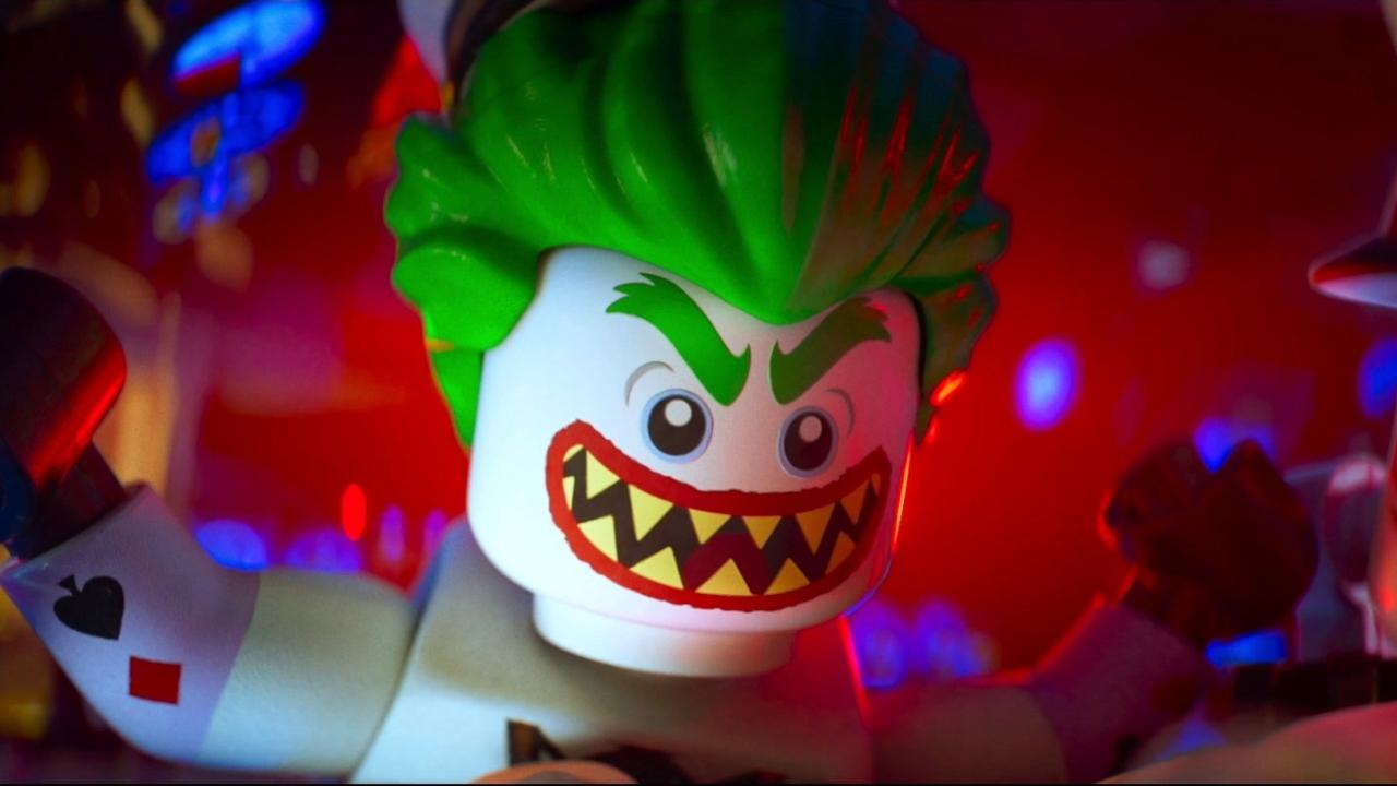 The Lego Batman Movie: Batman Will Stop You