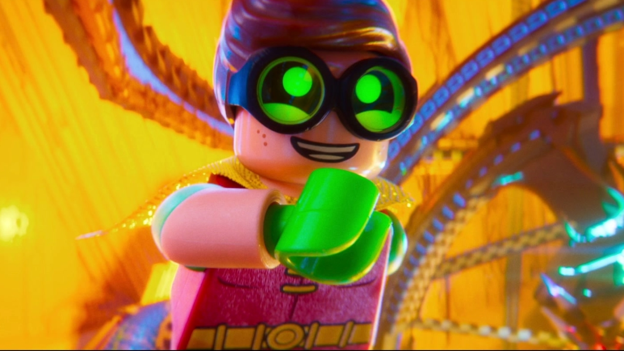 The Lego Batman Movie: Robin