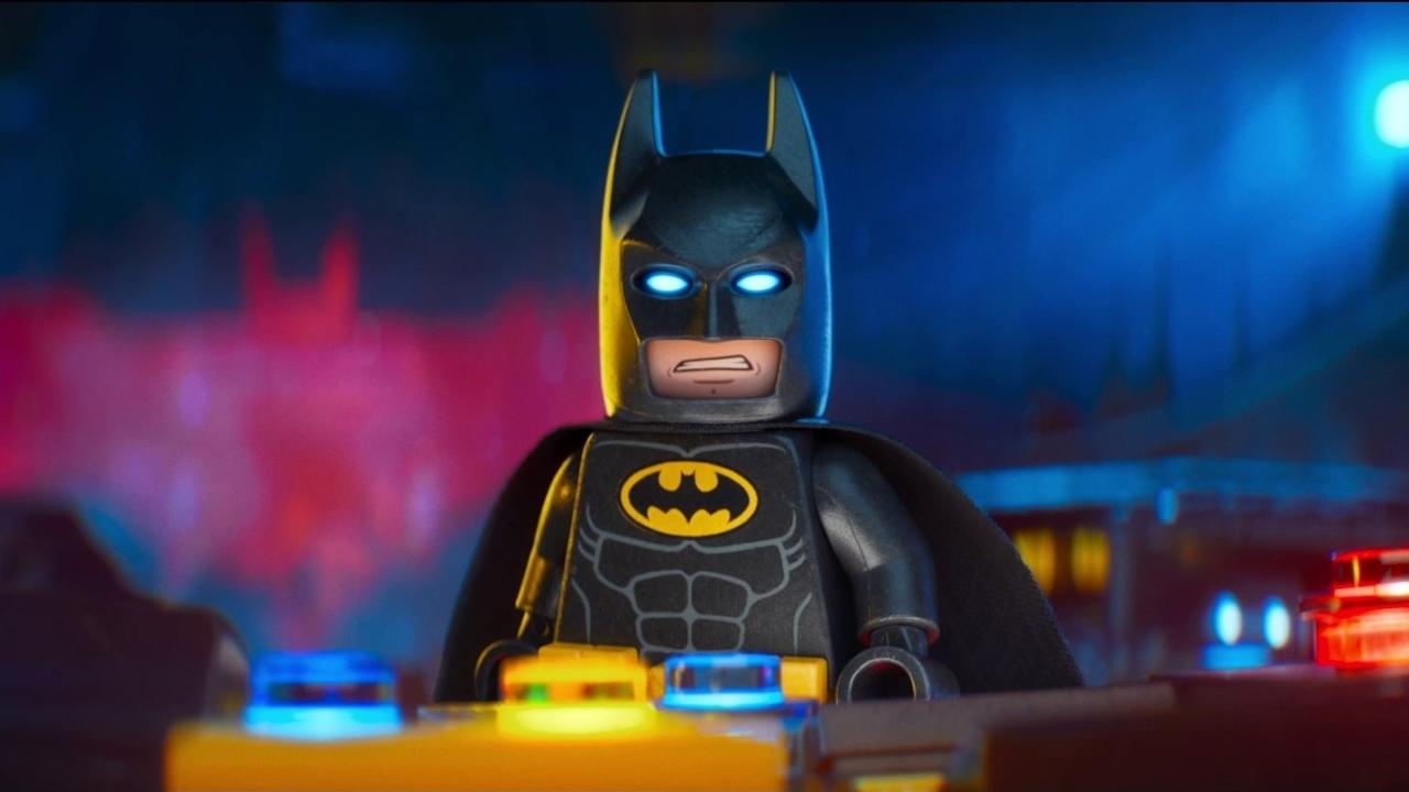 The Lego Batman Movie: Raise Your Son
