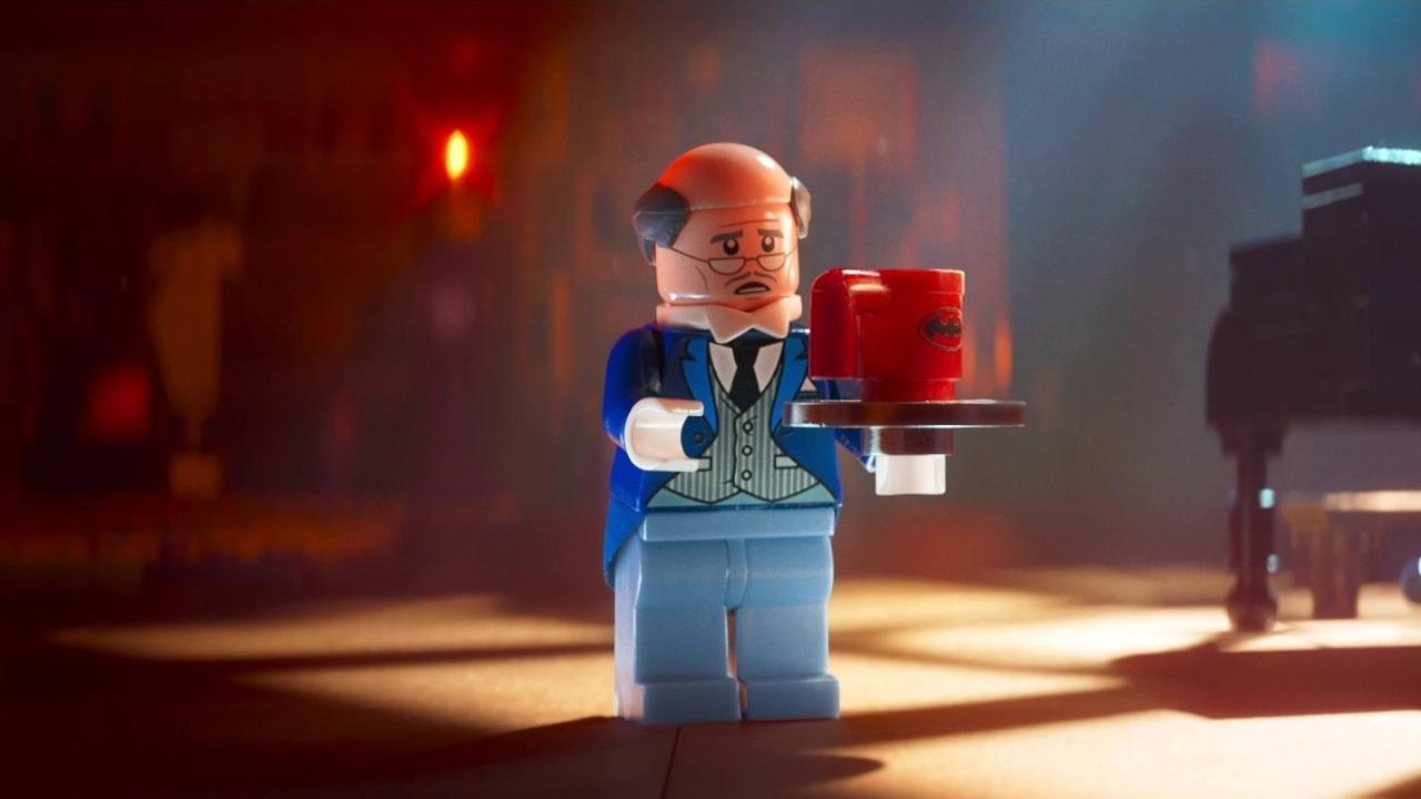 The Lego Batman Movie: Snake Clowns