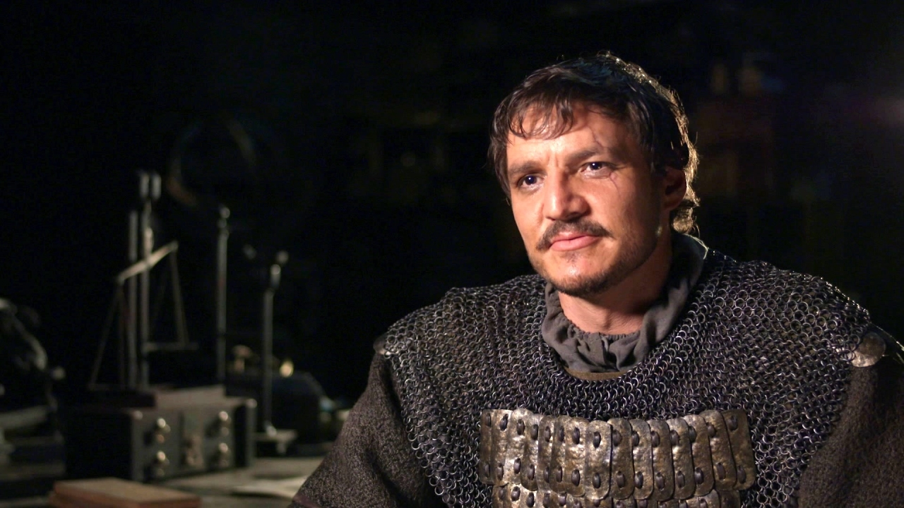 The Great Wall: Pedro Pascal On His Character