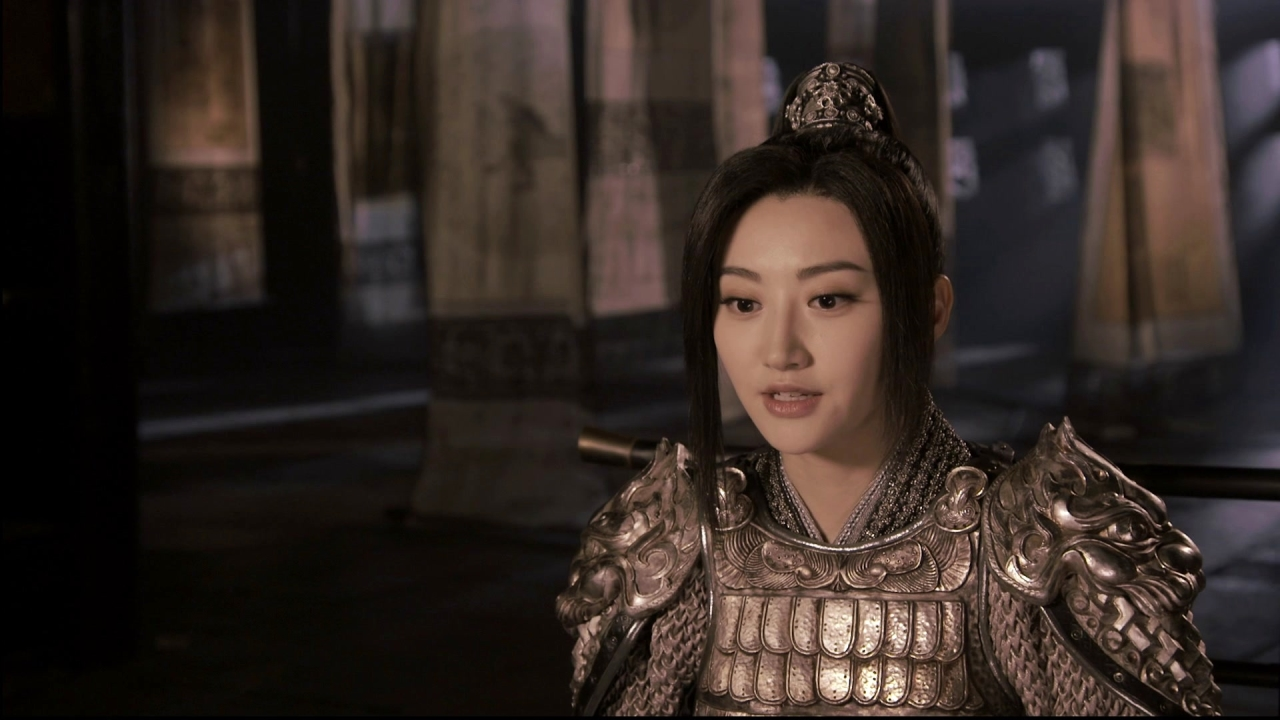 The Great Wall: Jing Tian On Her Character