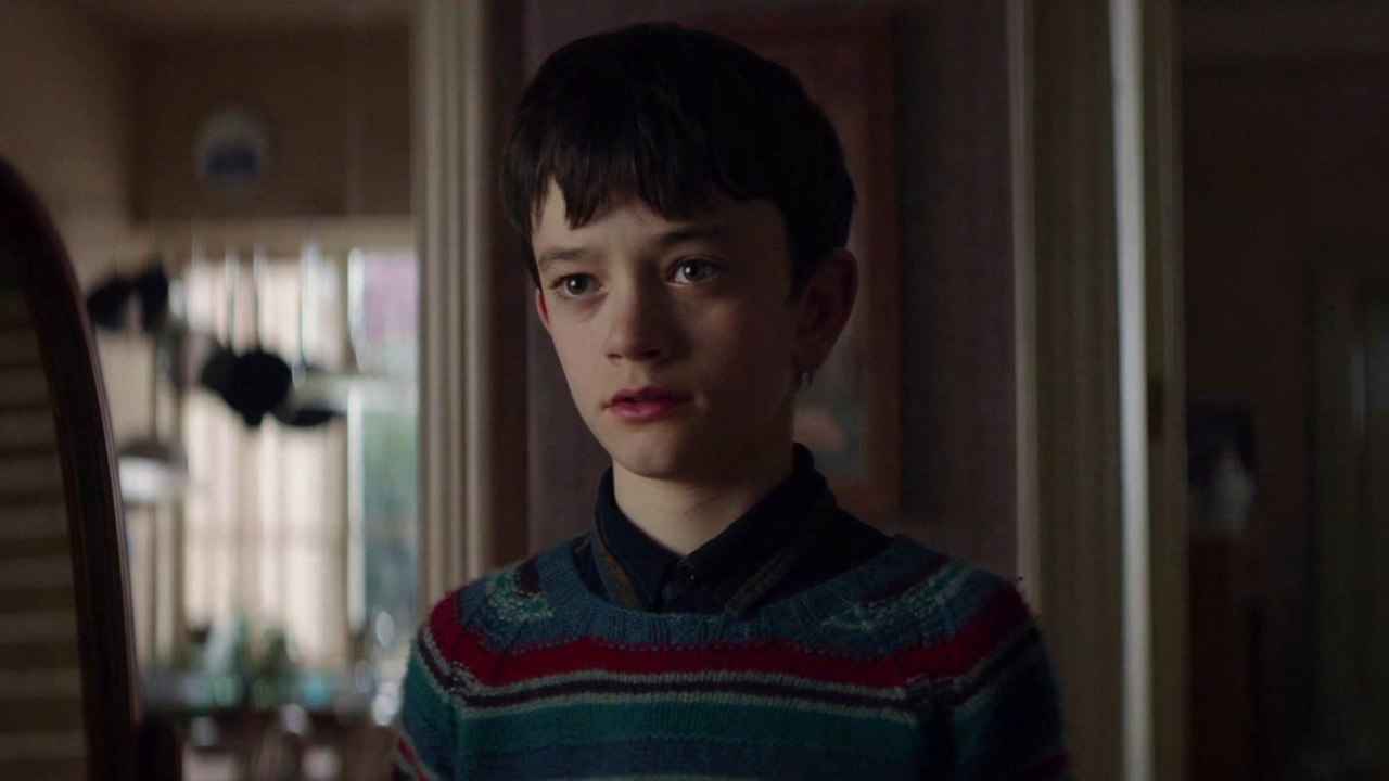 A Monster Calls (Clean Trailer)