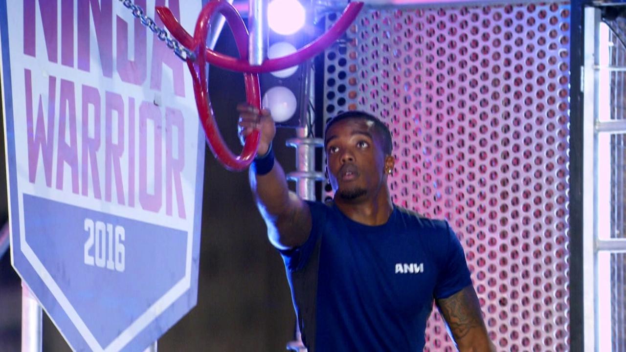 American Ninja Warrior: All-Stars: Najee Richardson