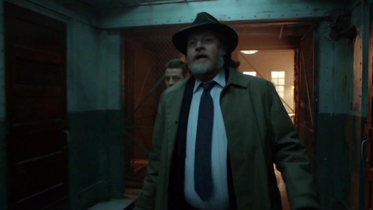 Gotham: Harvey And Gordon Search Hugo Strange