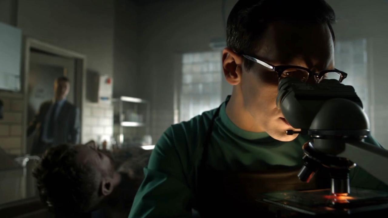 Gotham: Gordon Asks Edward A Question