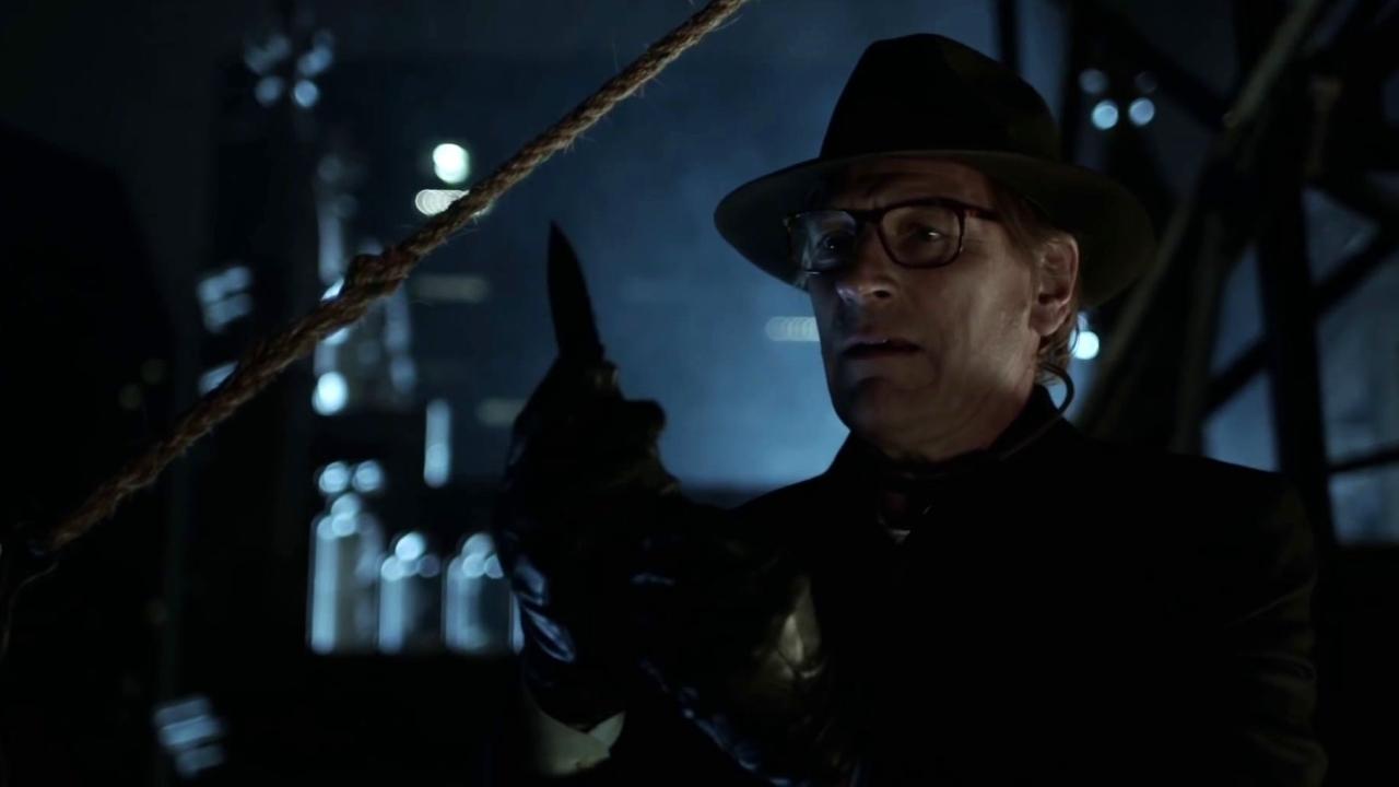Gotham: The Fearsome Dr. Crane