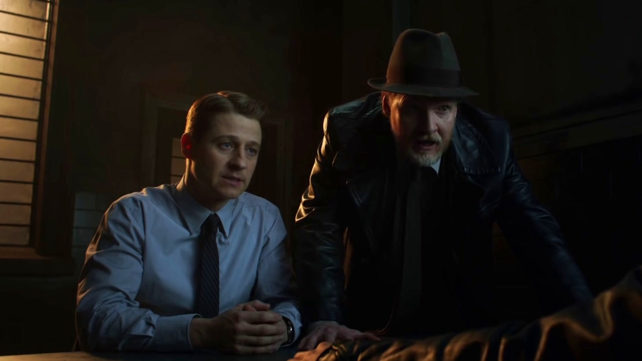 Gotham: The Anvil Or The Hammer