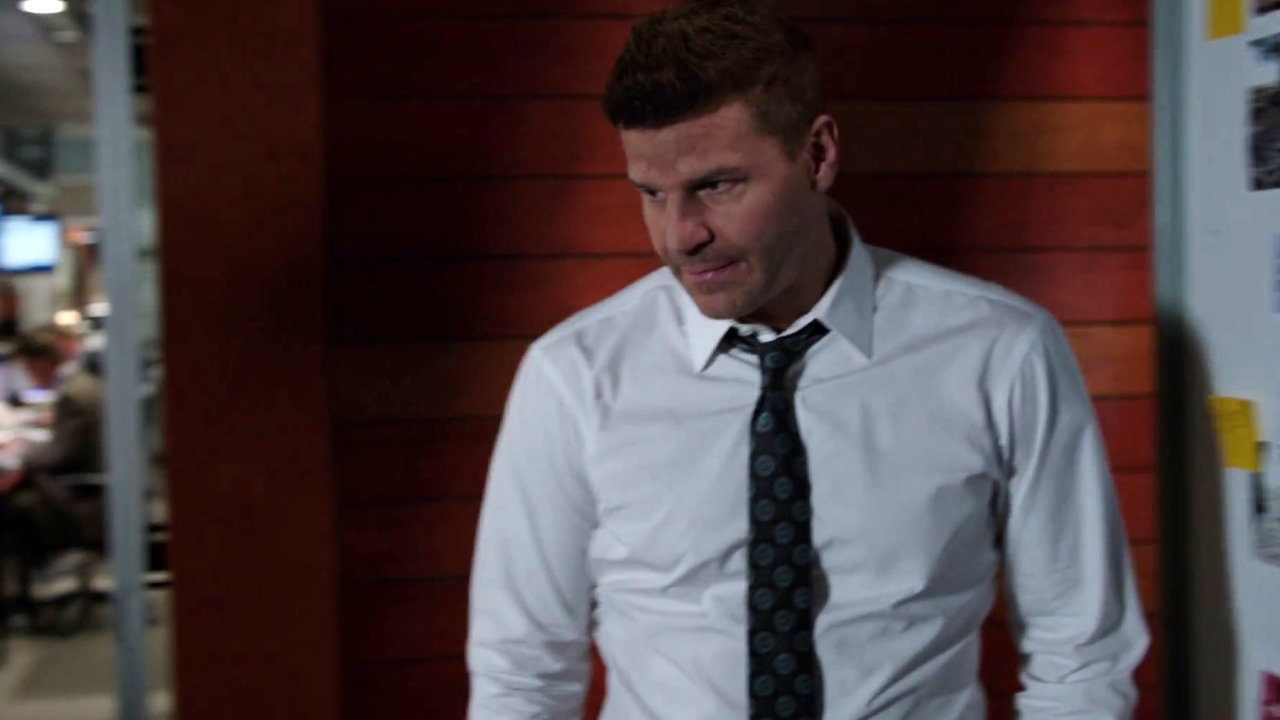 Bones: A Killer Is Looking For Booth