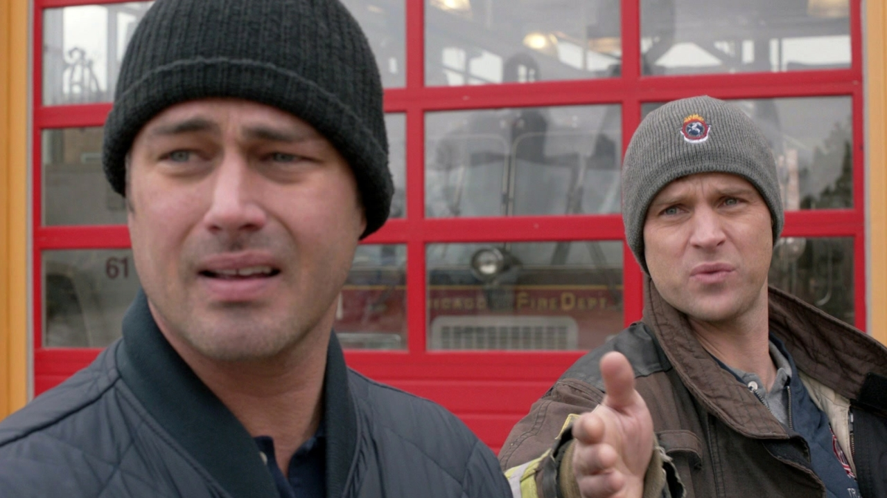 Chicago Fire: Casey & Severide Train The New Staff