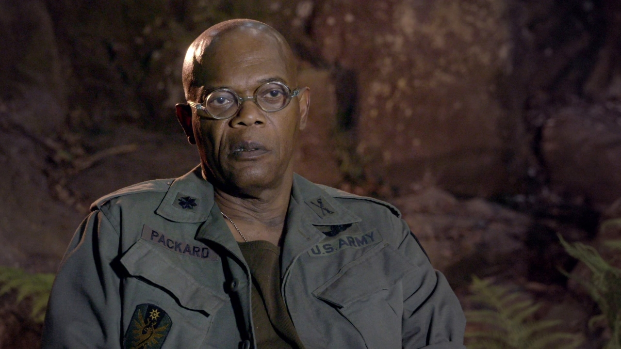 Kong: Skull Island: Samuel L. Jackson On The Story And Skull Island