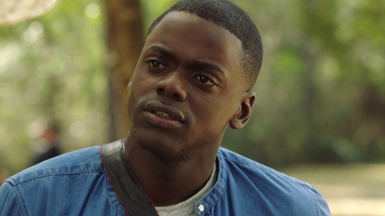 Get Out: Chris Notices Something Weird About Logan