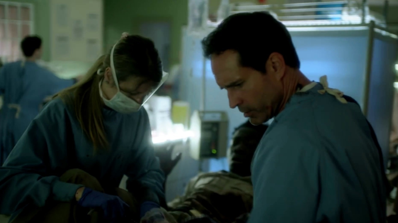 Wayward Pines: Theo Lays Out The Plan At The Hospital