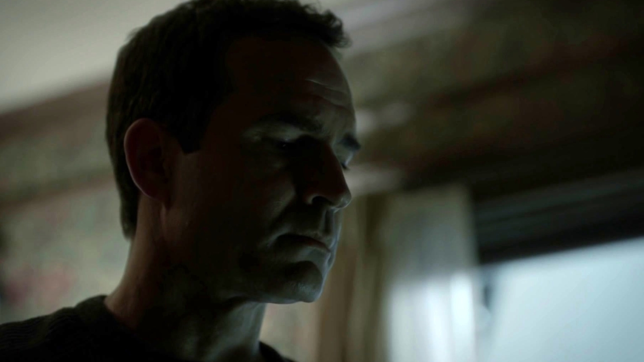Wayward Pines: Theo Argues With His Wife