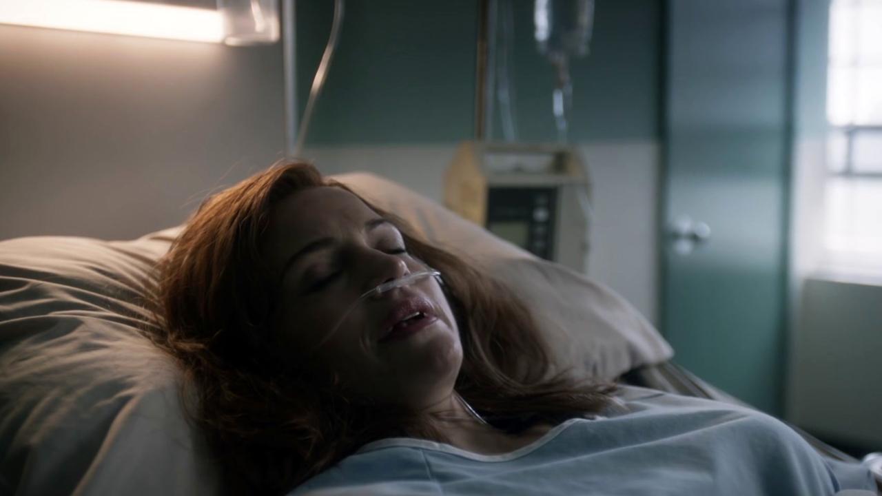 Wayward Pines: Kate Gets Interrogated By Jason