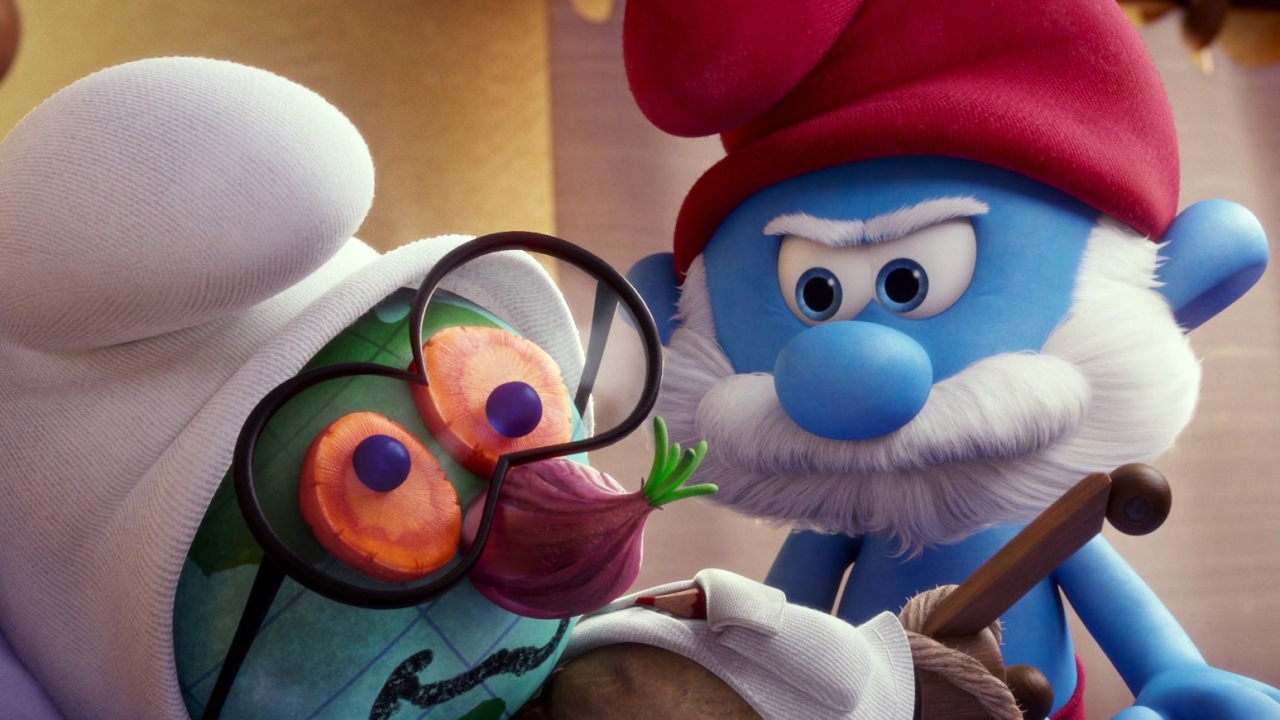 Smurfs: The Lost Village (International Trailer 2 Clean)