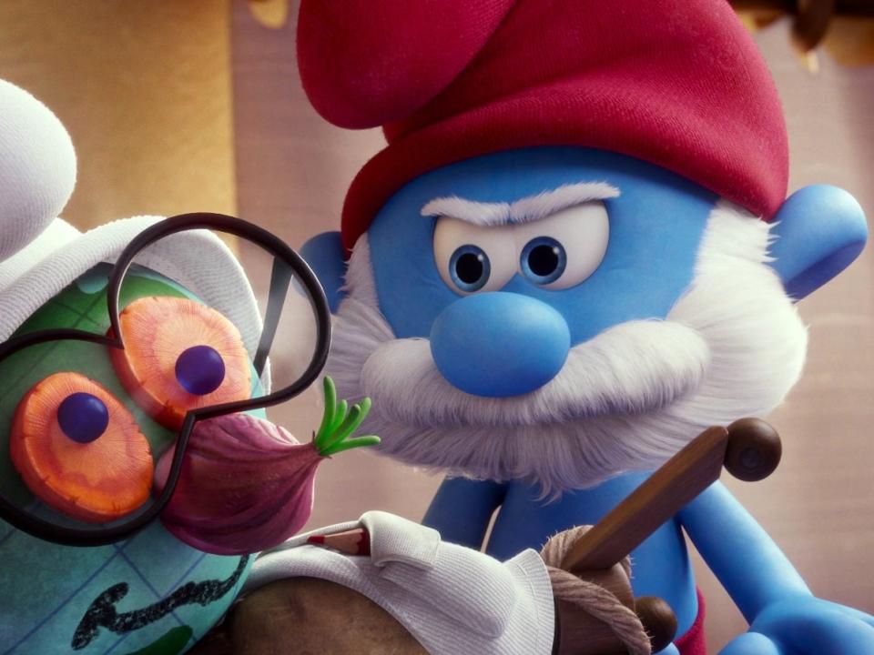 Smurfs: The Lost Village (International Trailer 2 Clean)
