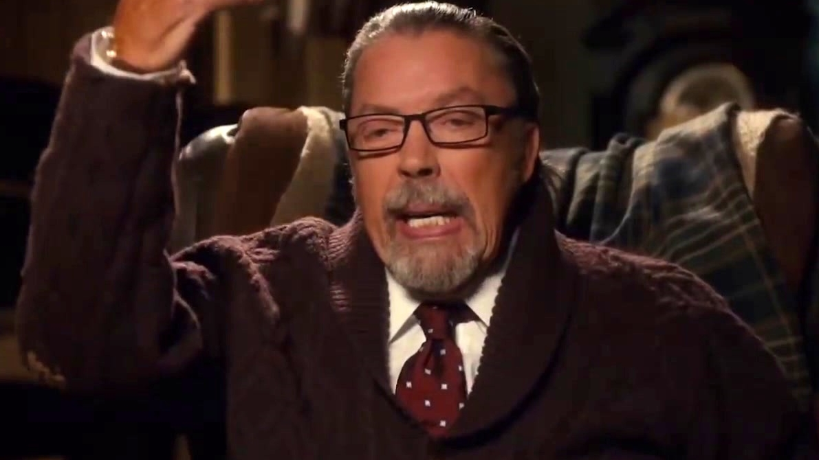 The Rocky Horror Picture Show: Tim Curry's Message