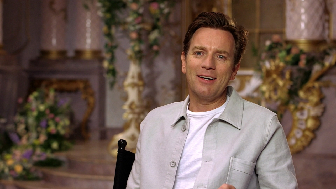 Beauty And The Beast: Ewan McGregor On 'Lumiere's' Role Within The Story