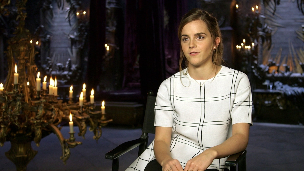 Beauty And The Beast: Emma Watson On Working With Bill Condon