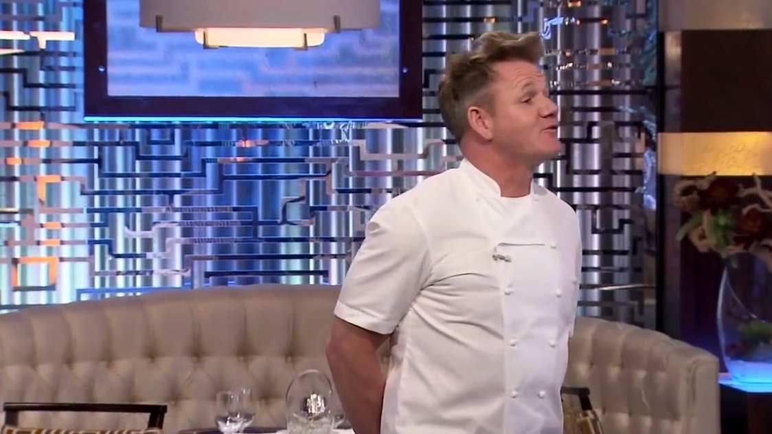 Hell's Kitchen: The Chefs Get A Few Surprise Visitors
