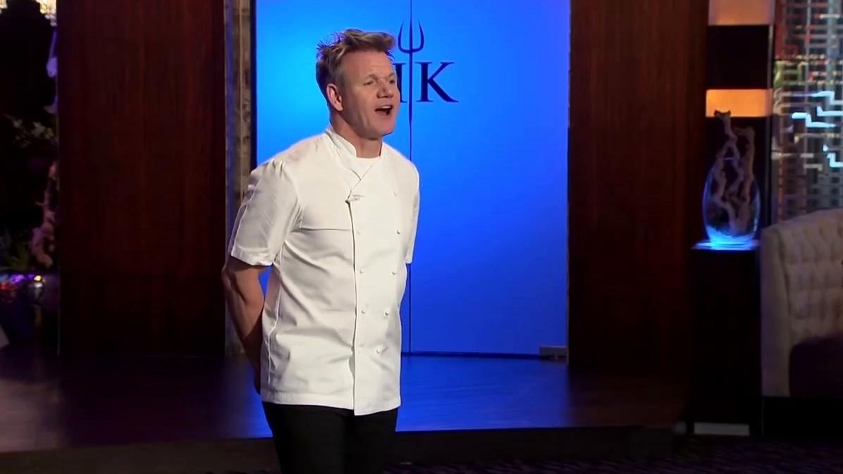 Hell's Kitchen: Gordon Ramsay Goes Full Blown Hawaiian