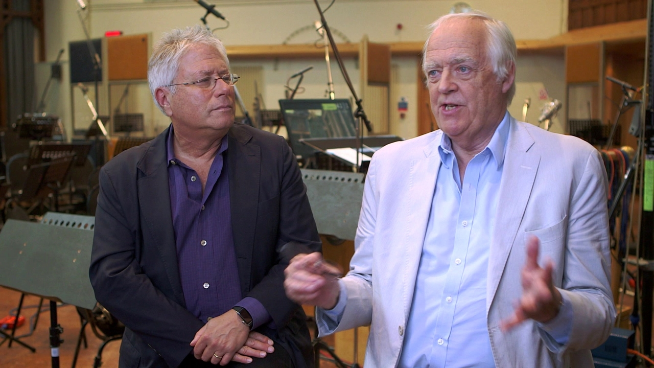 Beauty And The Beast: Alan Menken & Tim Rice On The Songs 'Days In The Sun' And 'Evermore'