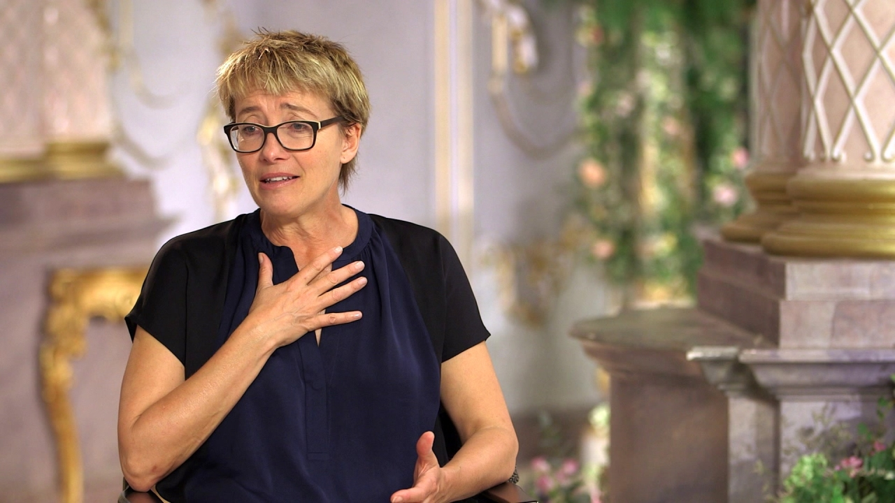 Beauty And The Beast: Emma Thompson On Being Part Of Such An Amazing Ensemble