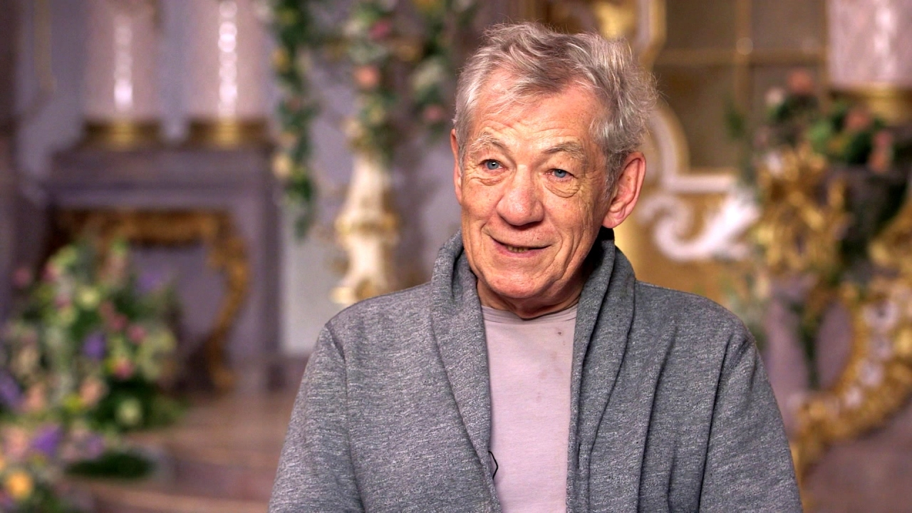 Beauty And The Beast: Ian McKellen On Being Part Of Such An Amazing Ensemble