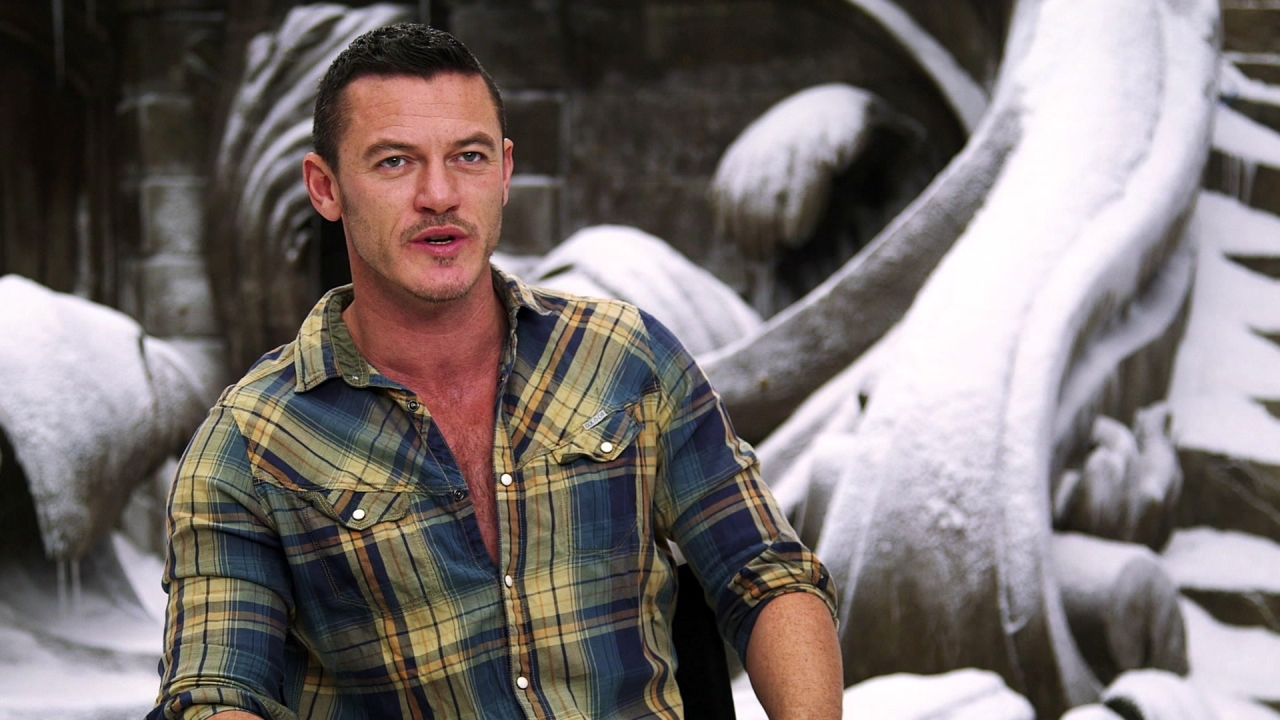 Beauty And The Beast: Luke Evans On Who 'Gaston' Is As A Character