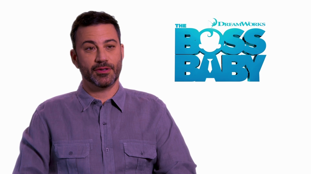 The Boss Baby: Jimmy Kimmel On The Story
