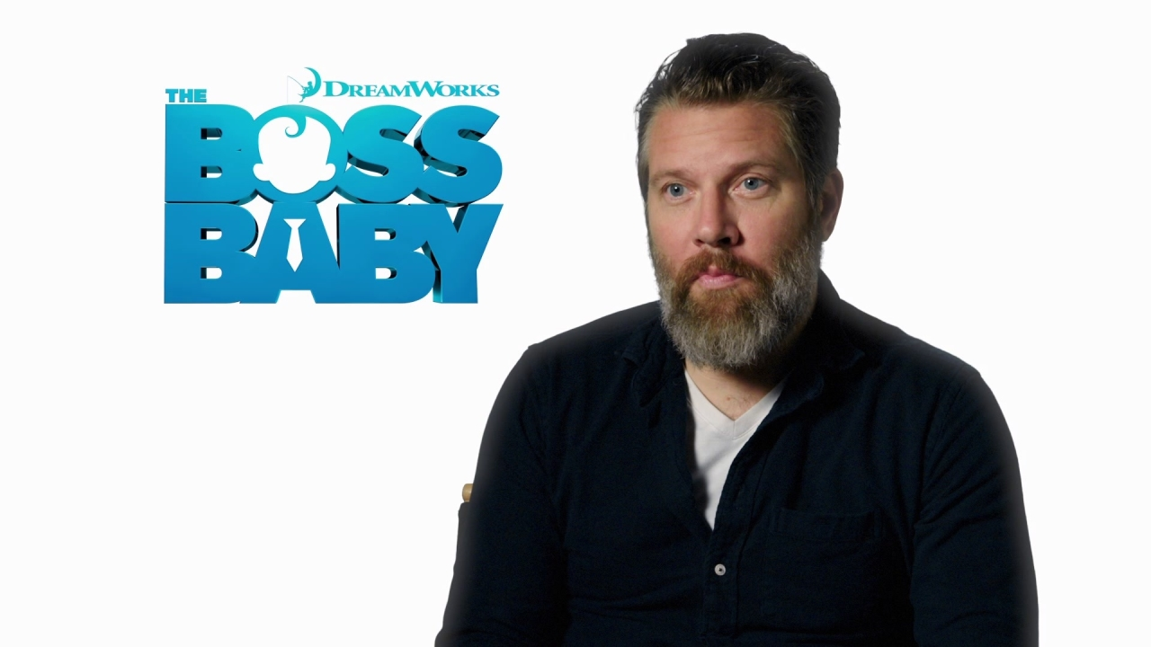 The Boss Baby: David James On His Job On The Movie