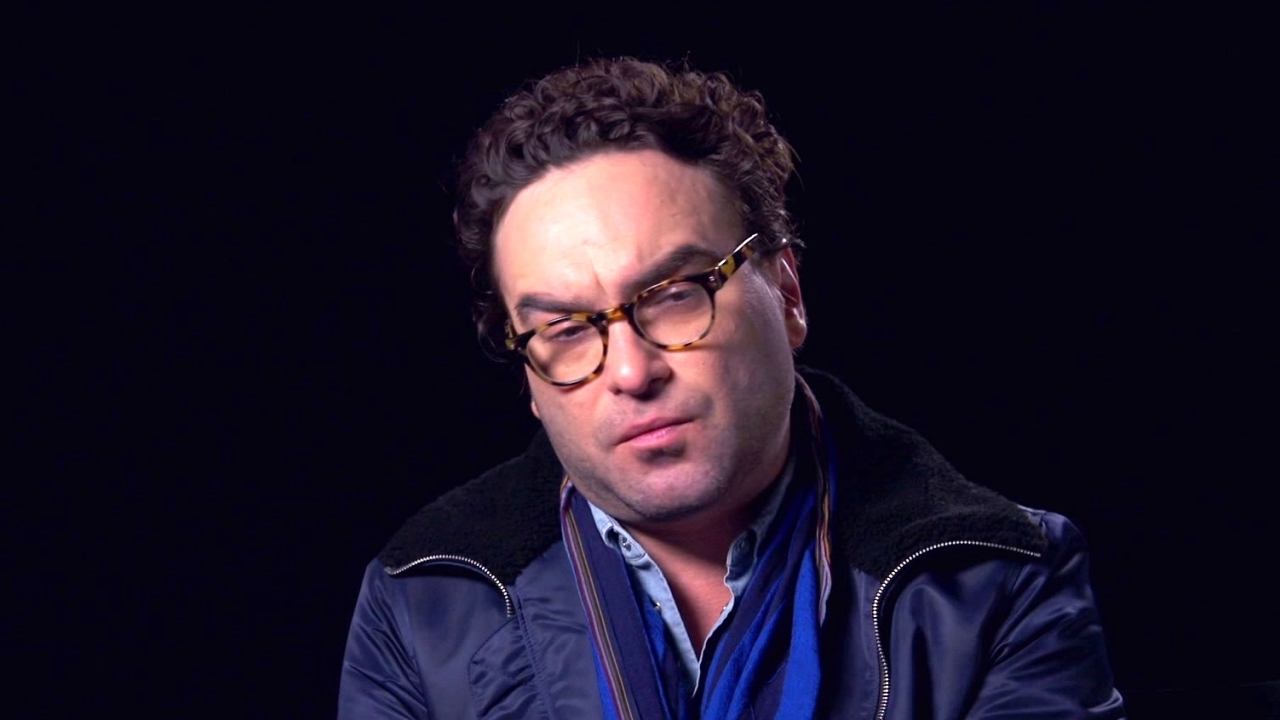 Rings: Johnny Galecki About What Makes It So Scary (International)