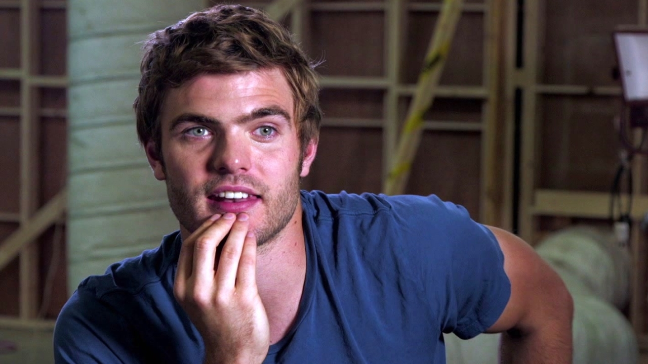Rings: Alex Roe on the successor's concept (International)