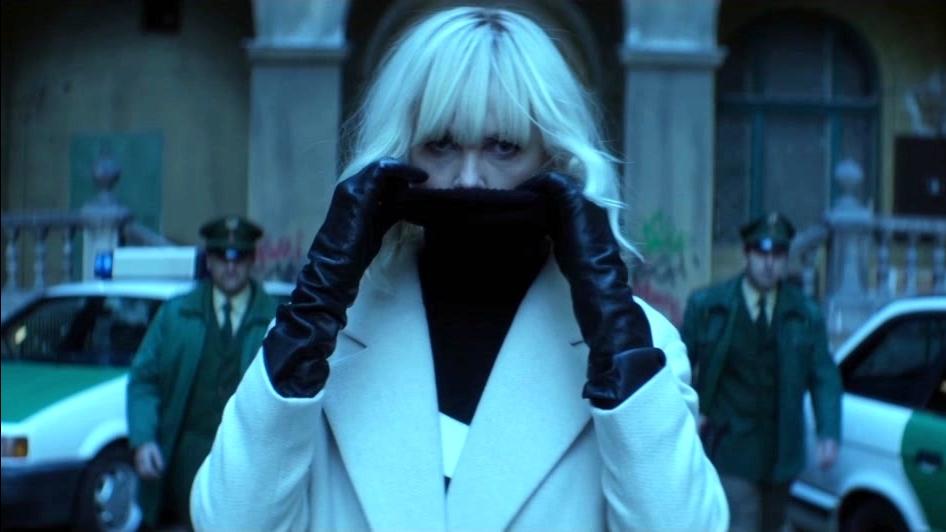 Atomic Blonde: Fight Kiss Kill (Spot)