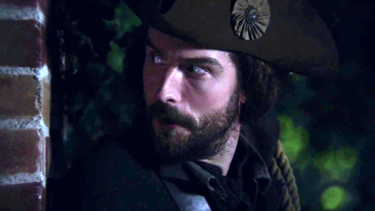 Sleepy Hollow: Ichbod Is Forced To Retreat