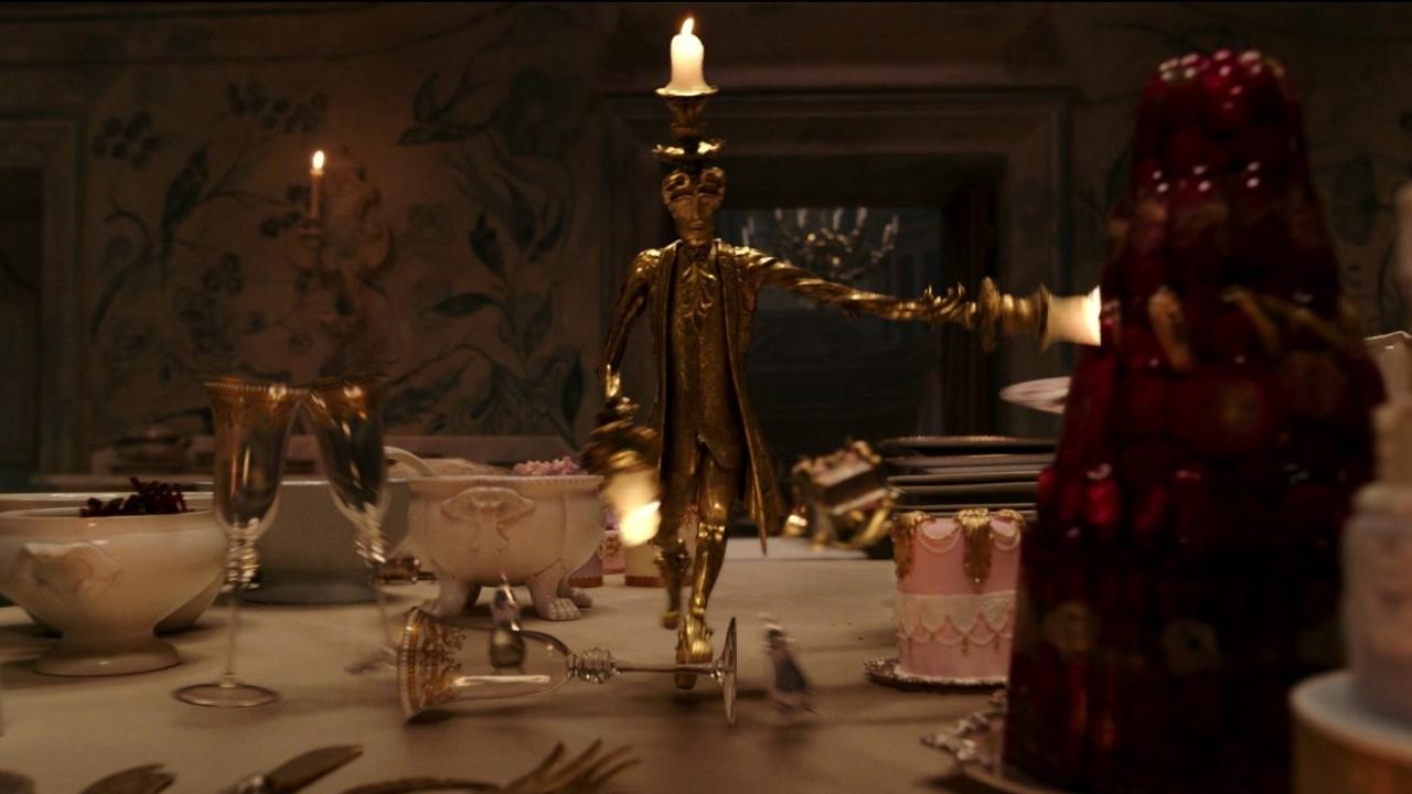 Beauty And The Beast: Lumiere Plots Romance