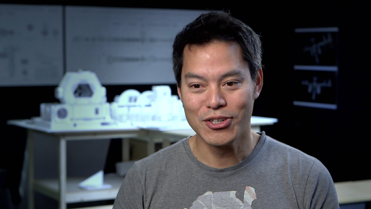 Life: Dr. Kevin Fong On Preparing The Cast To Play Astronauts