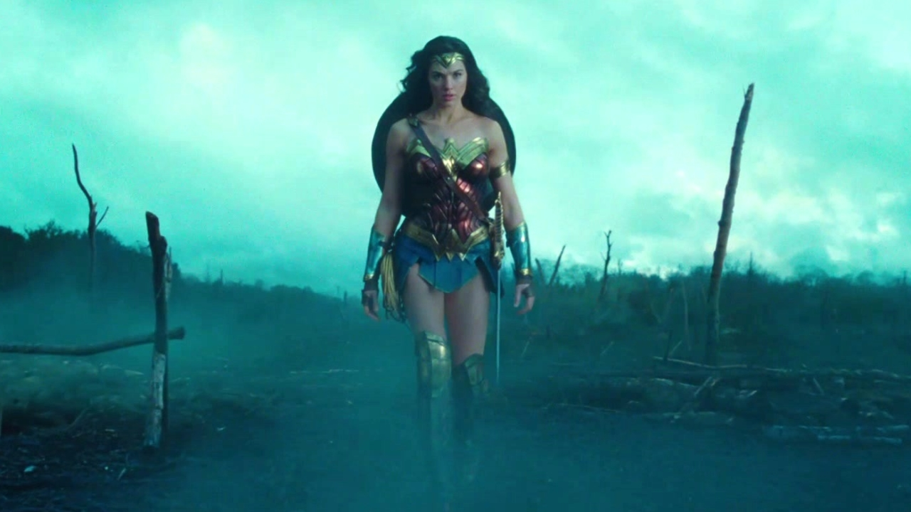 Wonder Woman (International Trailer 6)