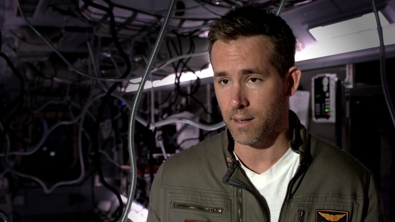 Life: Ryan Reynolds On The Crew's Mission