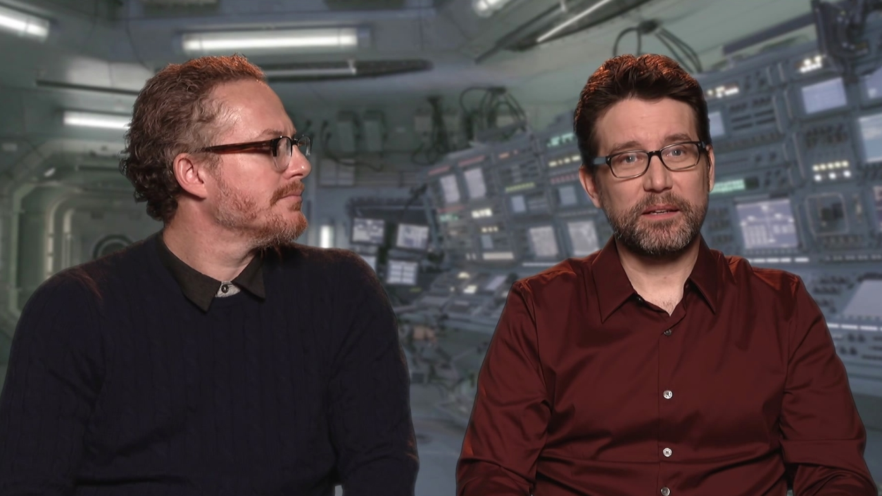 Life: Paul Wernick & Rhett Reese On What's Terrifying About Finding Life On Other Planets